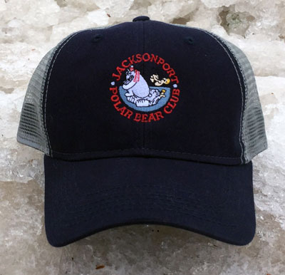 Limited Edition Jacksonport Polar Bear Club Ball Caps