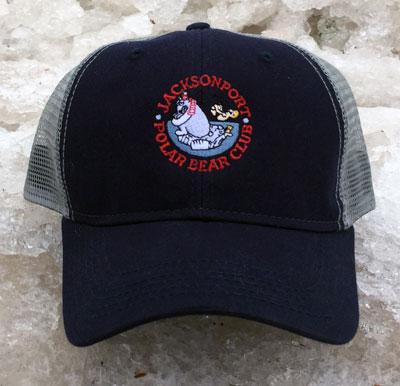 Limited Edition Jacksonport Polar Bear Club Ball Caps